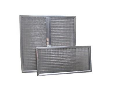 金属粗效空气过滤网|金属网过滤器