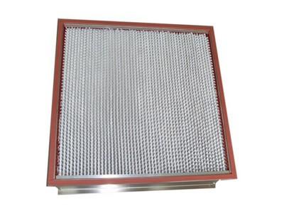 耐高温高效空气过滤器|耐高温高效过滤网