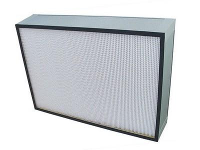 纸隔板高效空气过滤器|纸隔板高效过滤器